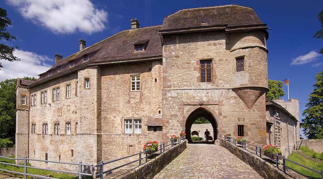 Freizeitangbeote Bad Driburg burg