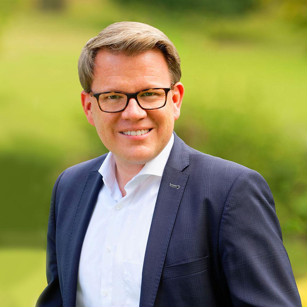 Marcus Quintus Chief Operating Officer (COO) – Kaufmännische Leitung Gräfliche Kliniken Bad Driburg
