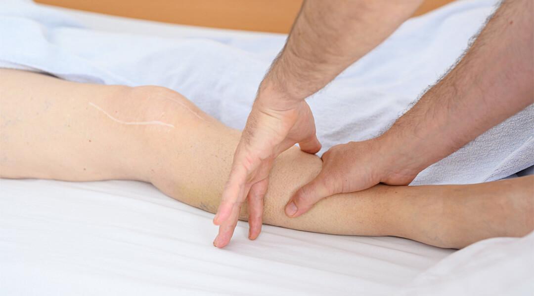 Lymphdrainage Massage Park Klinik