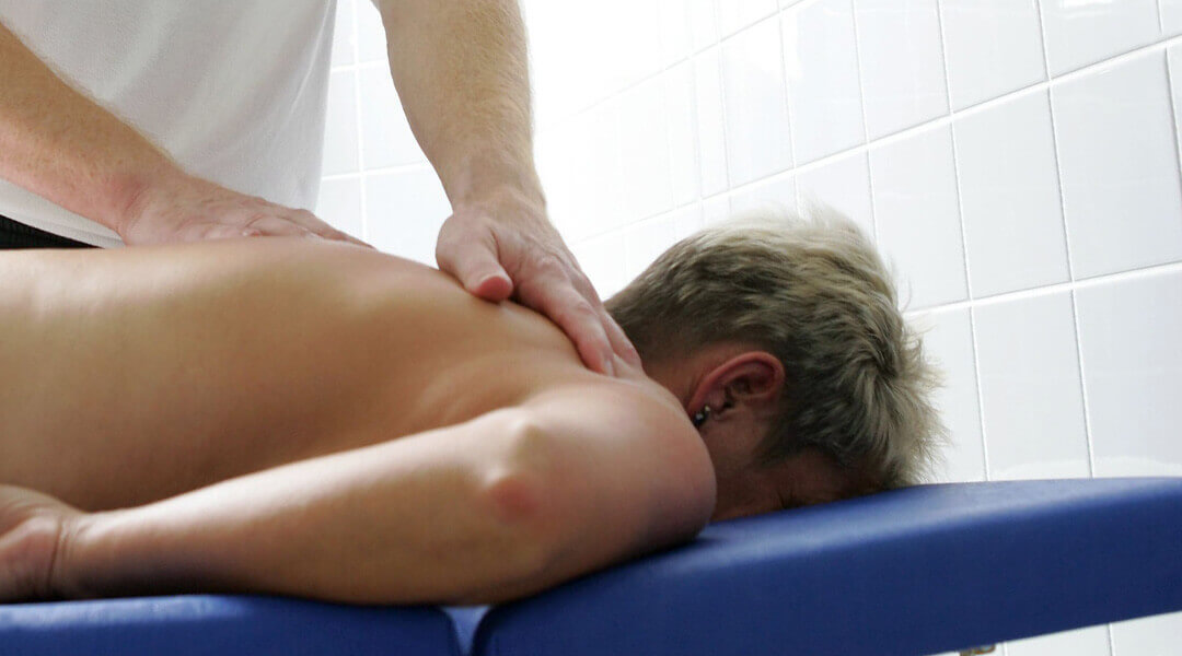 Massage in der Park Klinik
